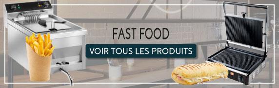 Sona-materiel-chr-fast-food